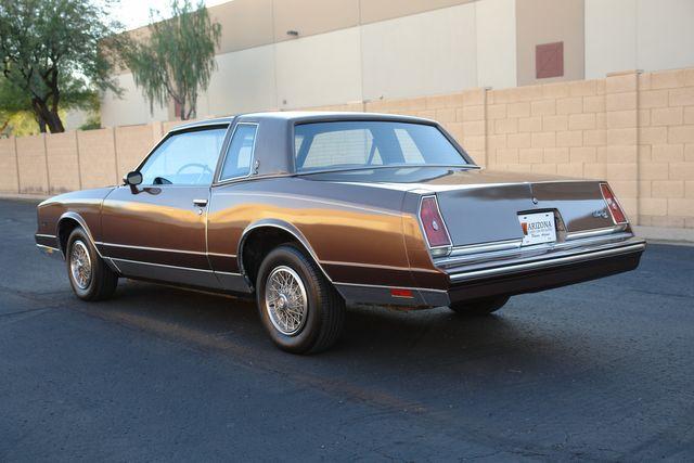 1983 Chevrolet Monte Carlo Sport Phoenix, AZ 4