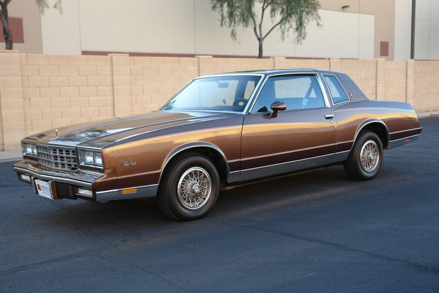 1983 Chevrolet Monte Carlo Sport Phoenix, AZ 6
