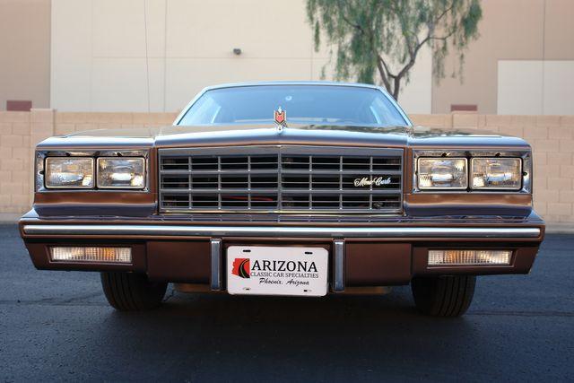 1983 Chevrolet Monte Carlo Sport Phoenix, AZ 8