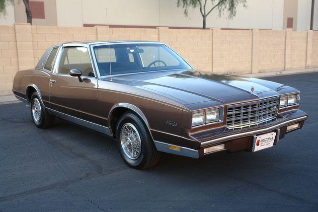 1983 Chevrolet Monte Carlo Sport Phoenix, AZ 9