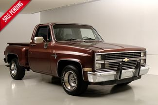 1983 Chevrolet Pickup Step Side* C10* | Plano, TX | Carrick's Autos in Plano TX