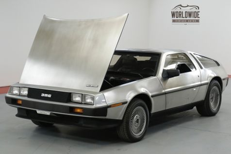 1983 Dmc DELOREAN ONE FAMILY OWNED! TIME CAPSULE. LOW MILES!    Denver, CO   Worldwide Vintage Autos in Denver, CO