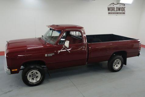 1983 Dodge POWER RAM 150. 4WD. PS PB ORIGINAL. COLLECTOR. | Denver, CO | Worldwide Vintage Autos in Denver, CO