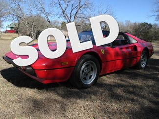 1983 Ferrari 308 GTS QV Quattrovalvole Liberty Hill, Texas
