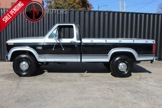1983 Ford F250 460 AC TRUCK 4X4 in Statesville, NC 28677