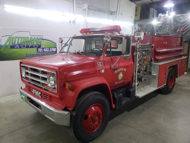 1983 GMC C7000 Fire Truck