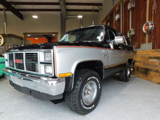 1983 GMC Jimmy 4WD in Mustang, OK 73064