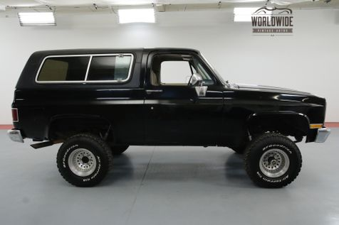 1983 GMC JIMMY CONVERTIBLE HARD TOP 350 V8 4X4 LIFTED | Denver, CO | Worldwide Vintage Autos in Denver, CO