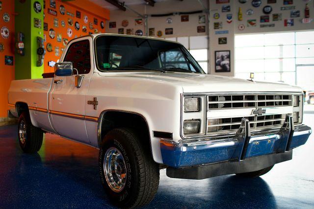 1983 GMC K10 4x4