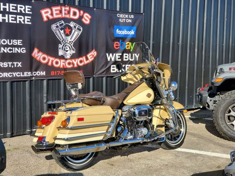1983 Harley Davidson Shovelhead  REEDS COLLECTION   Hurst, Texas   Reed's Motorcycles in Hurst, Texas