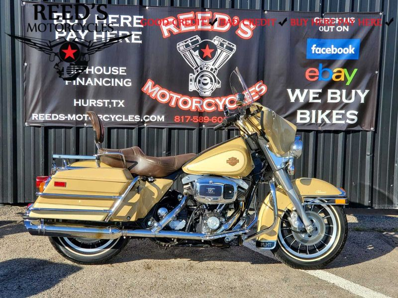 1983 Harley Davidson Shovelhead  REEDS COLLECTION | Hurst, Texas | Reed's Motorcycles in Hurst Texas