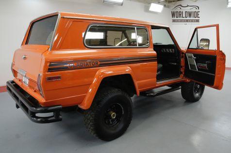1983 Jeep CHEROKEE CHIEF GLADIATOR CUSTOM 454 V8 AUTO ARB | Denver, CO | Worldwide Vintage Autos in Denver, CO