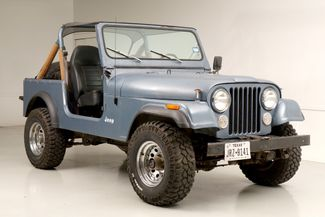 1983 Jeep CJ 4WD CJ7 | Plano, TX | Carrick's Autos in Plano TX