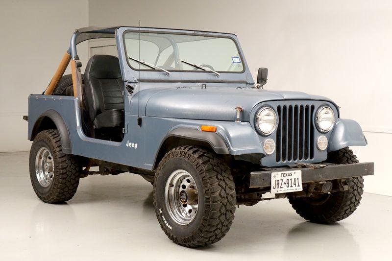 1983 Jeep CJ 4WD CJ7 | Plano, TX | Carrick's Autos in Plano TX