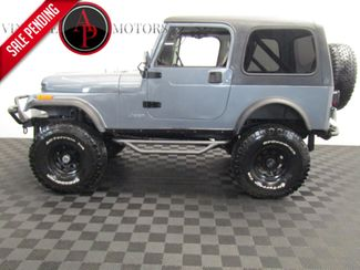1983 Jeep CJ7 FRAME OFF RESTORATION in Statesville, NC 28677