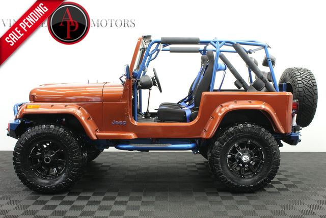 1983 Jeep CJ7 FRAME OFF $50K BUILD CRATE LS3