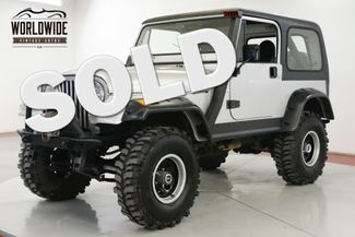 1983 Jeep CJ7  RESTORED 4X4 4.0L PS 5SPD LIFT SNORKEL WINCH | Denver, CO | Worldwide Vintage Autos in Denver CO
