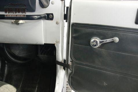 1983 Jeep CJ7  RESTORED 4X4 4.0L PS 5SPD LIFT SNORKEL WINCH | Denver, CO | Worldwide Vintage Autos in Denver, CO