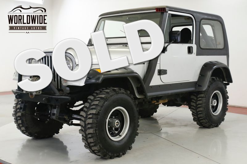 1983 Jeep CJ7  RESTORED 4X4 4.0L PS 5SPD LIFT SNORKEL WINCH | Denver, CO | Worldwide Vintage Autos