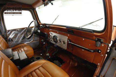 1983 Jeep CJ7 64K ORIGINAL MI/PAINT TX TRUCK TIME CAPSULE | Denver, CO | Worldwide Vintage Autos in Denver, CO