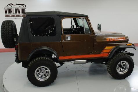 1983 Jeep CJ7  BEST IN SHOW WINNER! COLLECTOR GRADE 360 V8  | Denver, CO | Worldwide Vintage Autos in Denver, CO