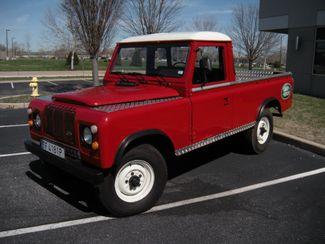 1983 Landrover 109  SANTANA Chesterfield, Missouri 1