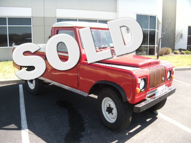 1983 Landrover 109 SANTANA