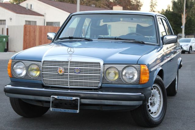 1983 Mercedes-Benz 300 Series 300 DIESEL SEDAN IMMACULATE CONDITION in Woodland Hills, CA 91367