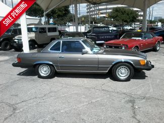 1983 Mercedes-Benz 380 Series 380SL Boerne, Texas