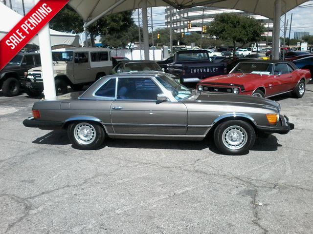 1983 Mercedes-Benz 380 Series 380SL