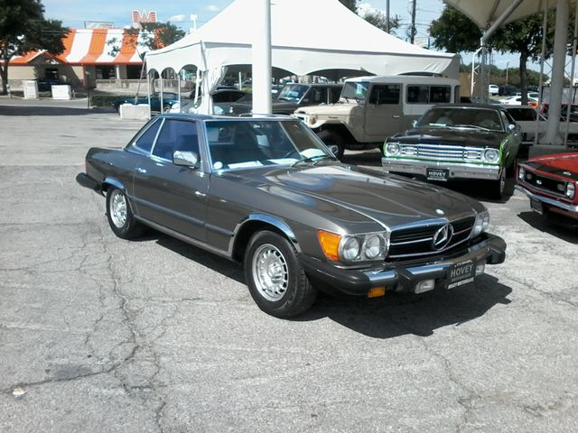 1983 Mercedes-Benz 380 Series 380SL Boerne, Texas 1