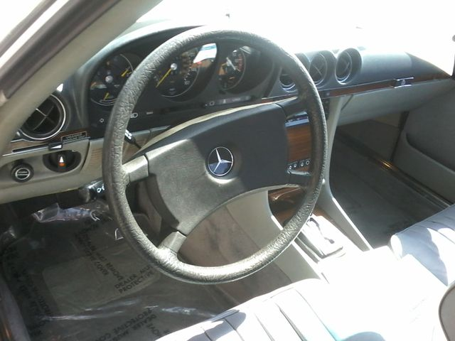 1983 Mercedes-Benz 380 Series 380SL in Boerne, Texas 78006