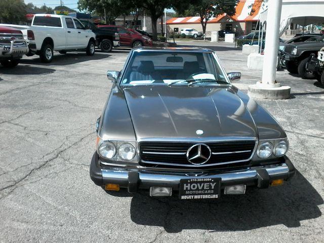 1983 Mercedes-Benz 380 Series 380SL Boerne, Texas 2