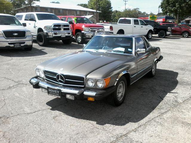 1983 Mercedes-Benz 380 Series 380SL Boerne, Texas 3
