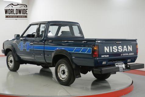 1983 Nissan 720 KING CAB 4X4 COLLECTOR GRADE. LIKE TOYOTA HILUX SR5 | Denver, CO | Worldwide Vintage Autos in Denver, CO