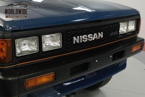 1983 Nissan 720 KING CAB 4X4 COLLECTOR GRADE ORIGINAL TIME CAPSULE   Denver, CO   Worldwide Vintage Autos in Denver, CO