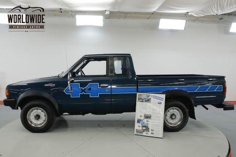 1983 Nissan 720 KING CAB 4X4 COLLECTOR GRADE. LIKE TOYOTA HILUX SR5   Denver, CO   Worldwide Vintage Autos in Denver, CO