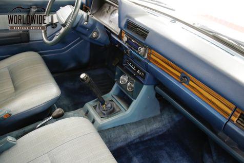 1983 Nissan 720 KING CAB 4X4 COLLECTOR GRADE ORIGINAL TIME CAPSULE | Denver, CO | Worldwide Vintage Autos in Denver, CO