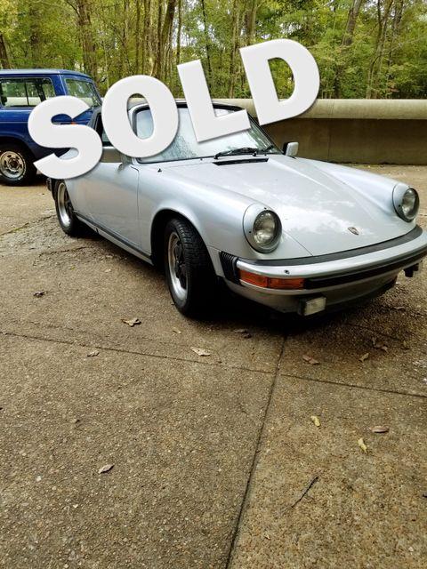 1983 Porsche 911 SC Memphis, Tennessee