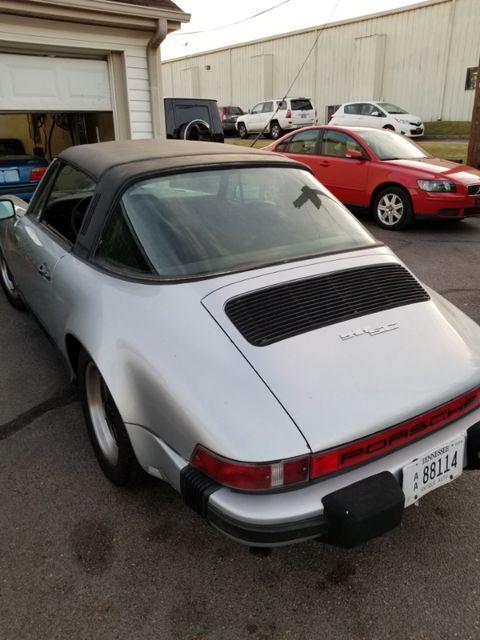 1983 Porsche 911 SC Memphis, Tennessee 11