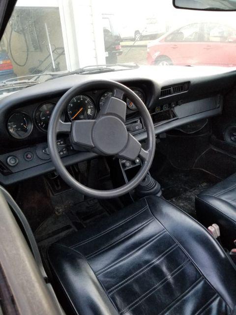 1983 Porsche 911 SC Memphis, Tennessee 12