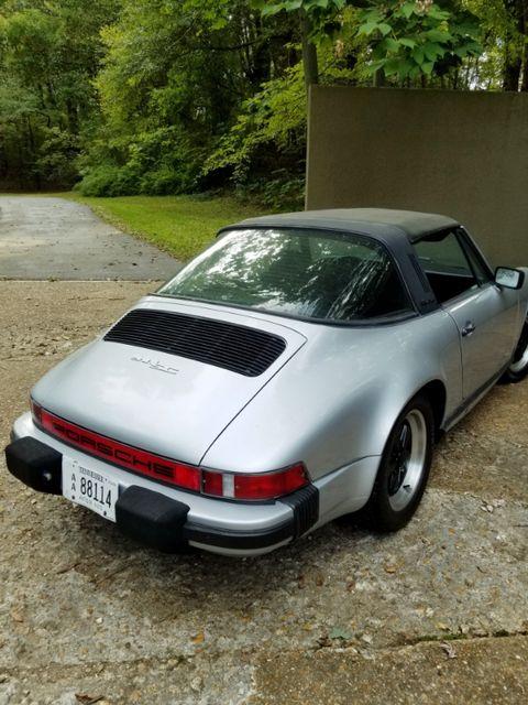 1983 Porsche 911 SC Memphis, Tennessee 4
