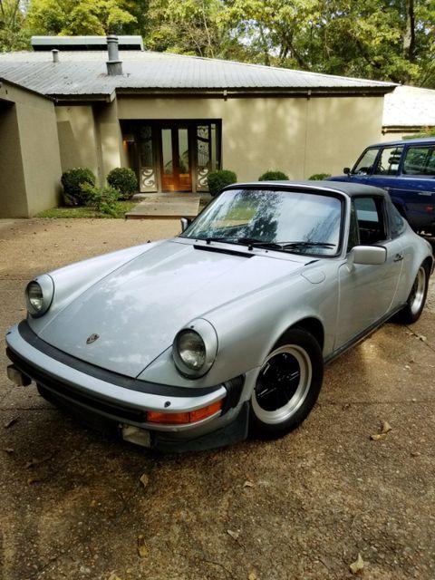 1983 Porsche 911 SC Memphis, Tennessee 5