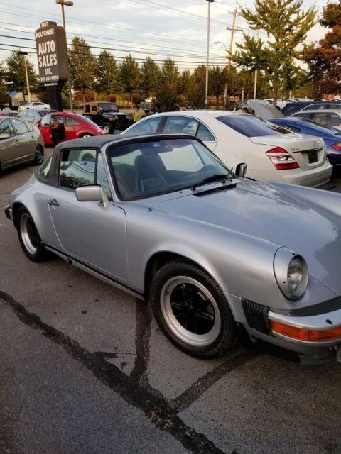1983 Porsche 911 SC Memphis, Tennessee 9