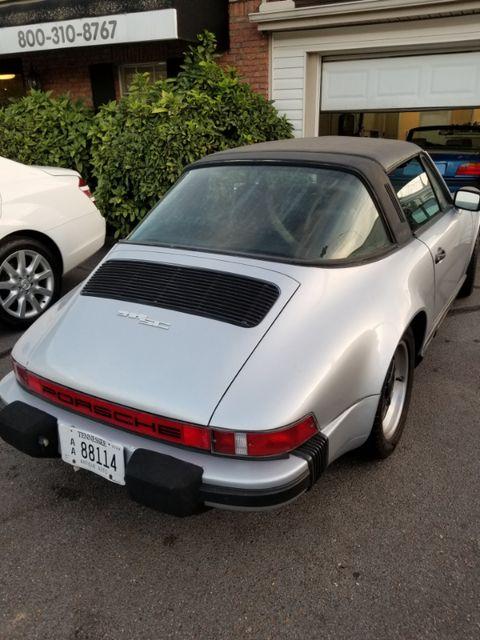 1983 Porsche 911 SC Memphis, Tennessee 10