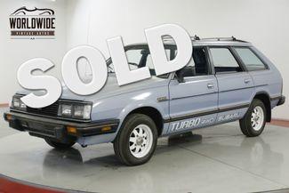 1983 Subaru GL in Denver CO