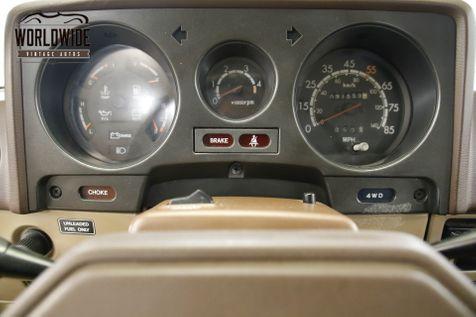 1983 Toyota LAND CRUISER FJ60 91K ORIGINAL MILES COLLECTOR GRADE CA CAR   Denver, CO   Worldwide Vintage Autos in Denver, CO
