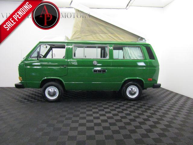 1983 Volkswagen Vanagon/Campmobile RESTORED WESTFALIA