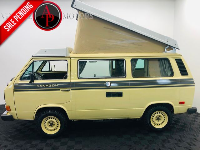 1983 Volkswagen Vanagon/Campmobile WESTFALIA SHOW QUALITY