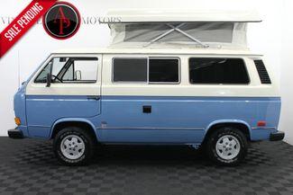 1983 Volkswagen Vanagon/Campmobile 82k MILE AUTO RIVIERA FULL CAMPER in Statesville, NC 28677